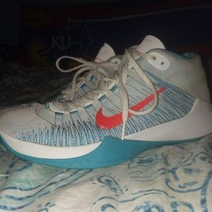 Nike Ascention Basketball Shoes